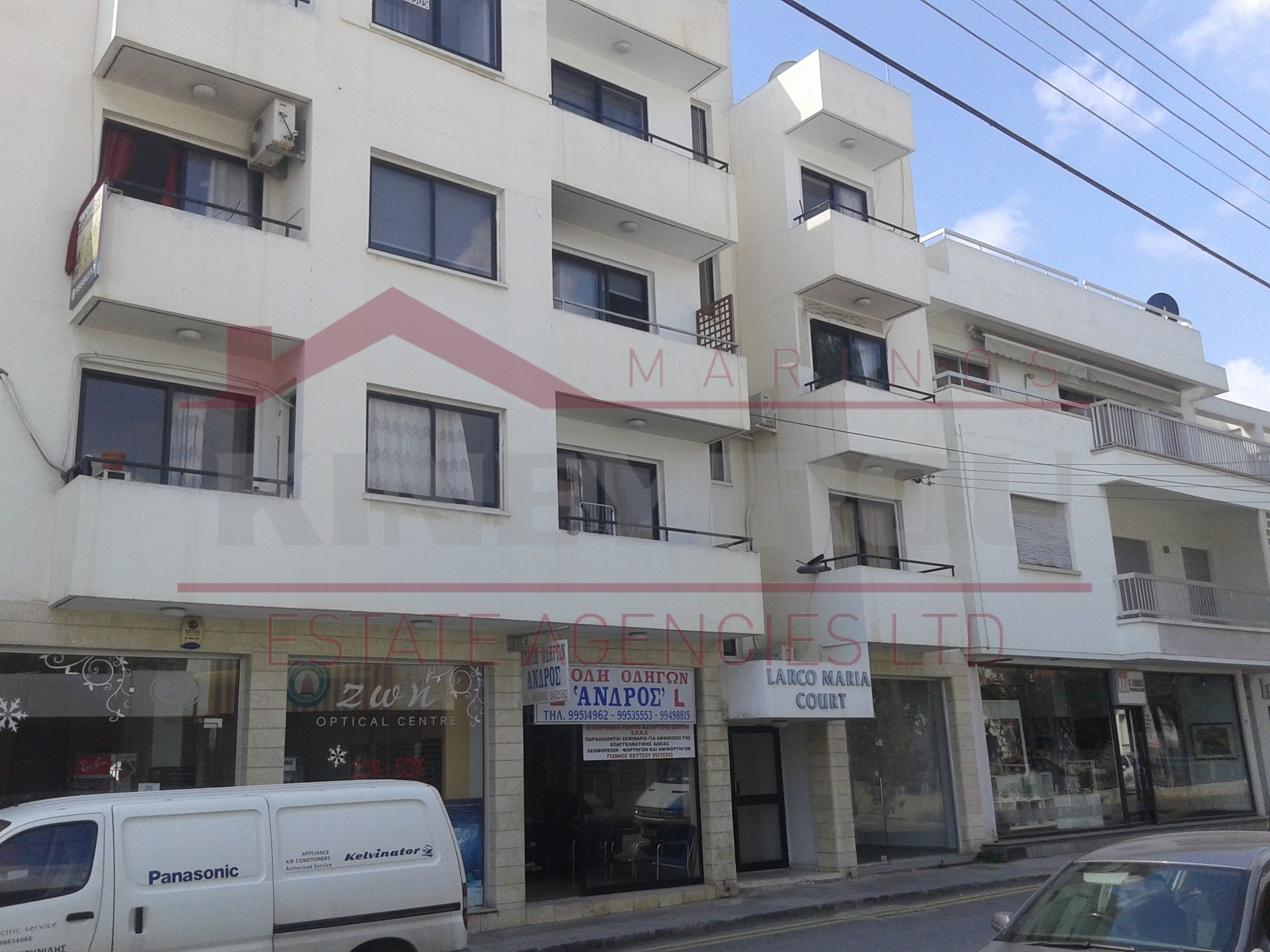 beautiful apartment for sale in larnaca cyprus