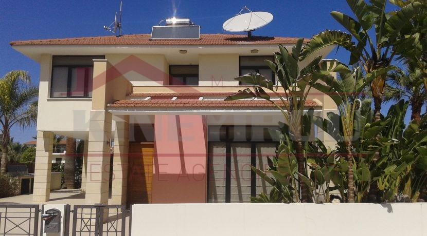 Property in Larnaca -house for rent in Dhekelia Road - Larnaca properties