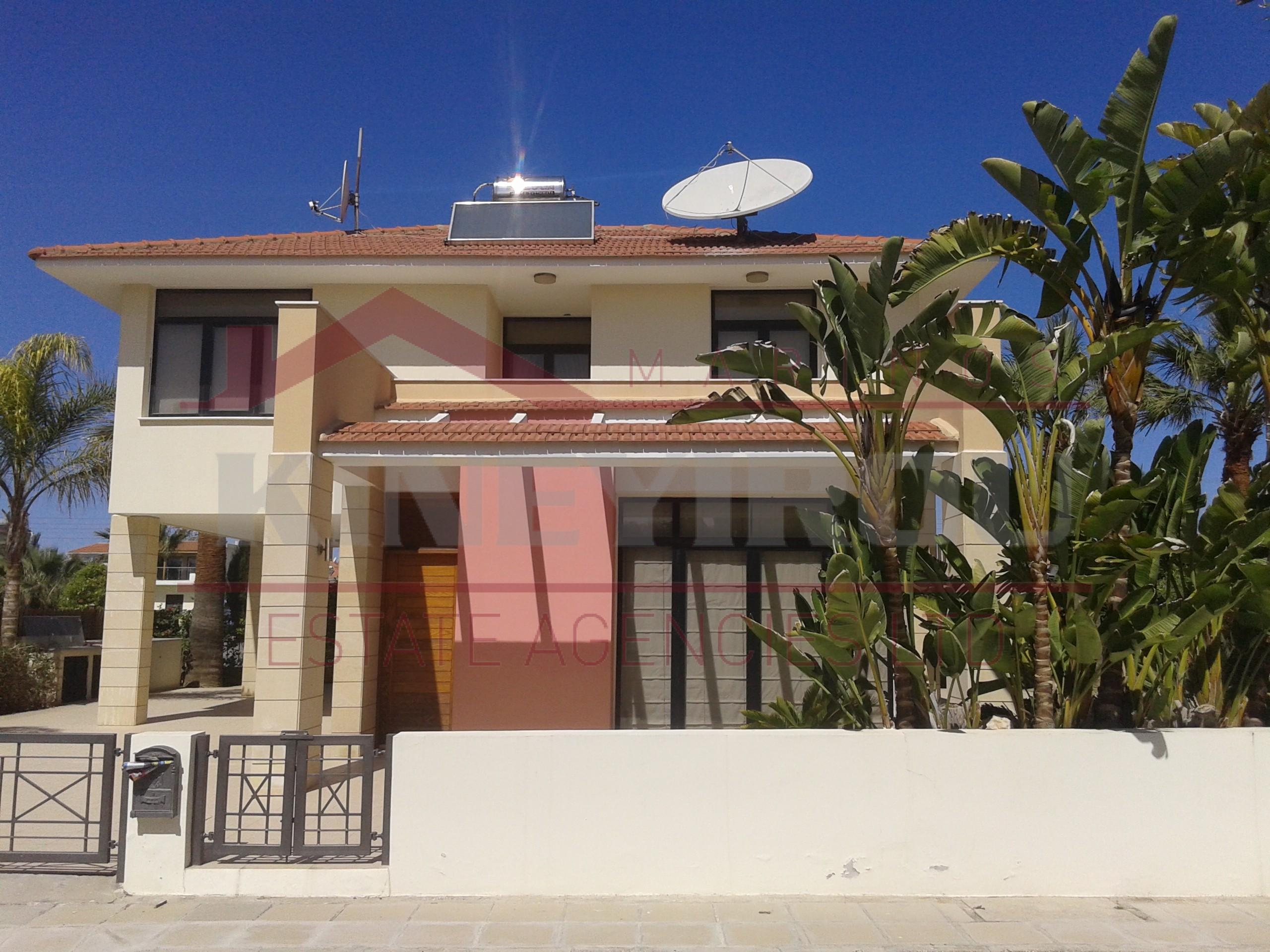 Property in Larnaca ,house in Dhekelia Road