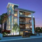 Property in Limassol - Apartment for sale in Germasogia
