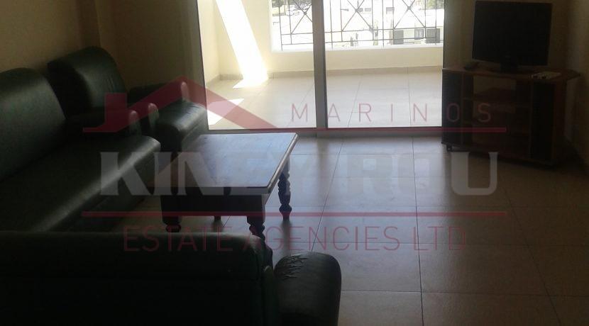 Rented Apartment in Chrysopolitissa Larnaca - Larnaca properties