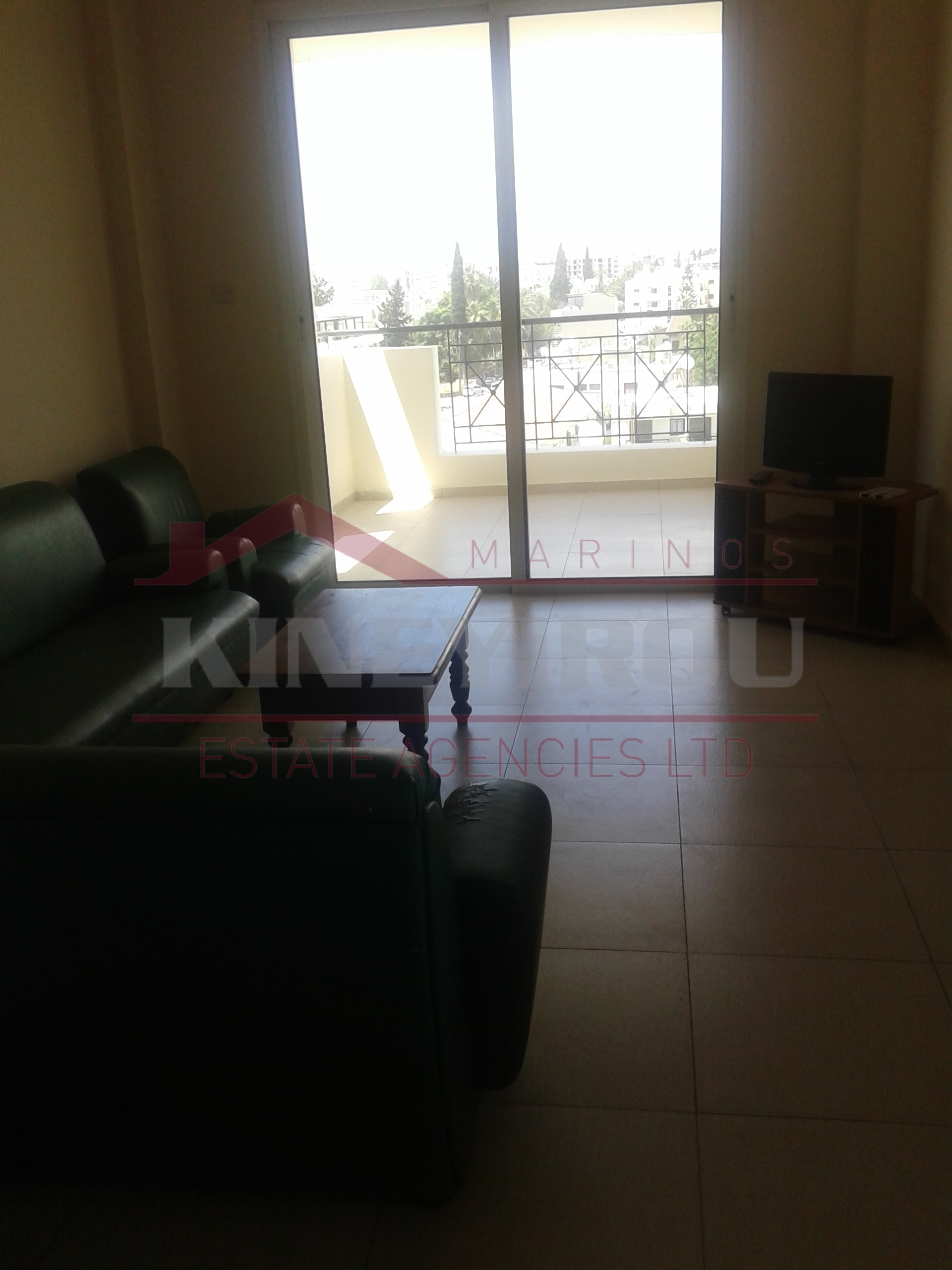 Spacious apartment  in Chrysopolitissa – Larnaca