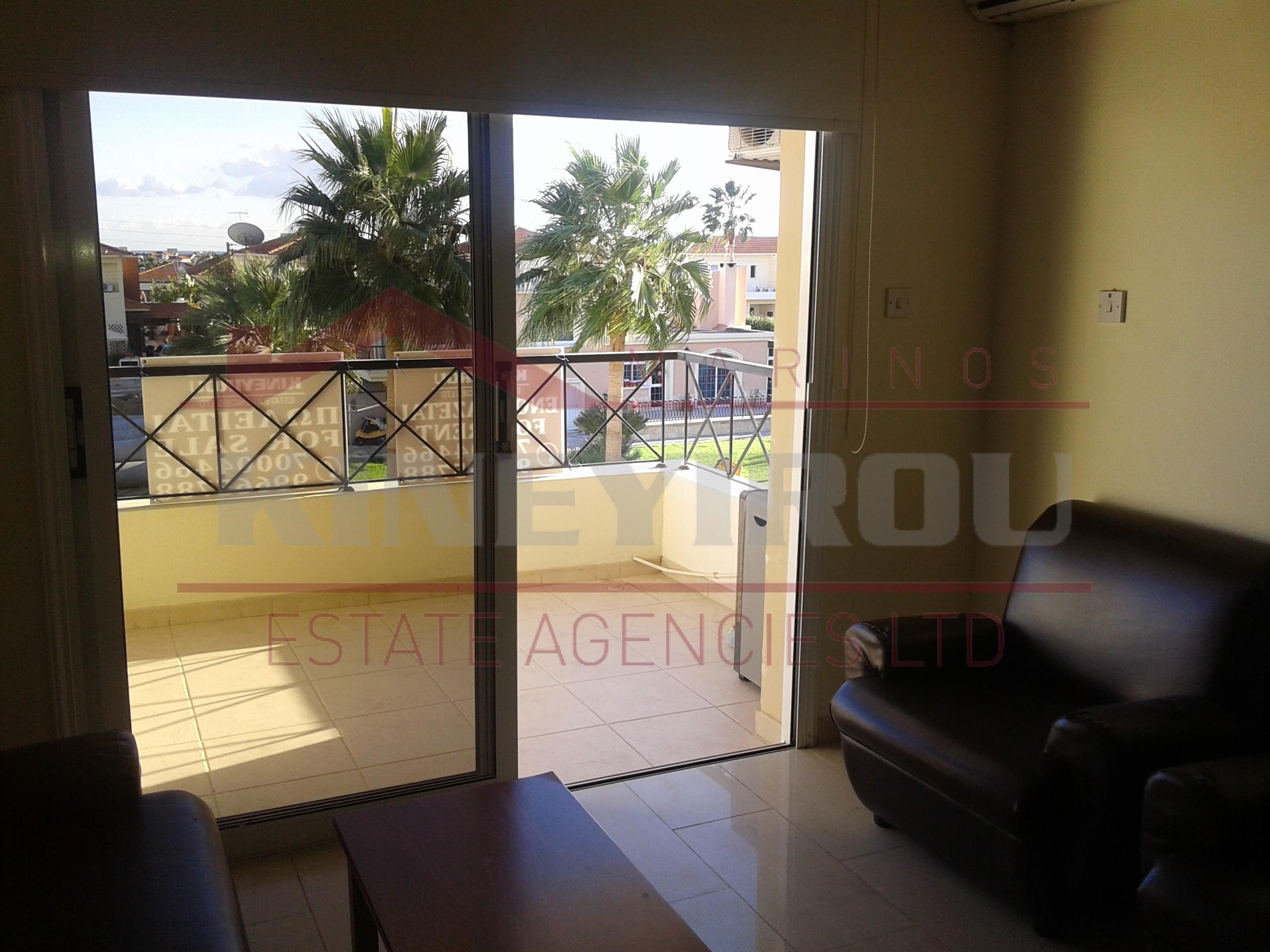 One bedroom apartment  in Oroklini , Larnaca