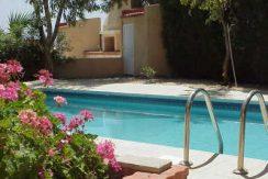 Rented House in Pervolia Larnaca - properties in Cyprus