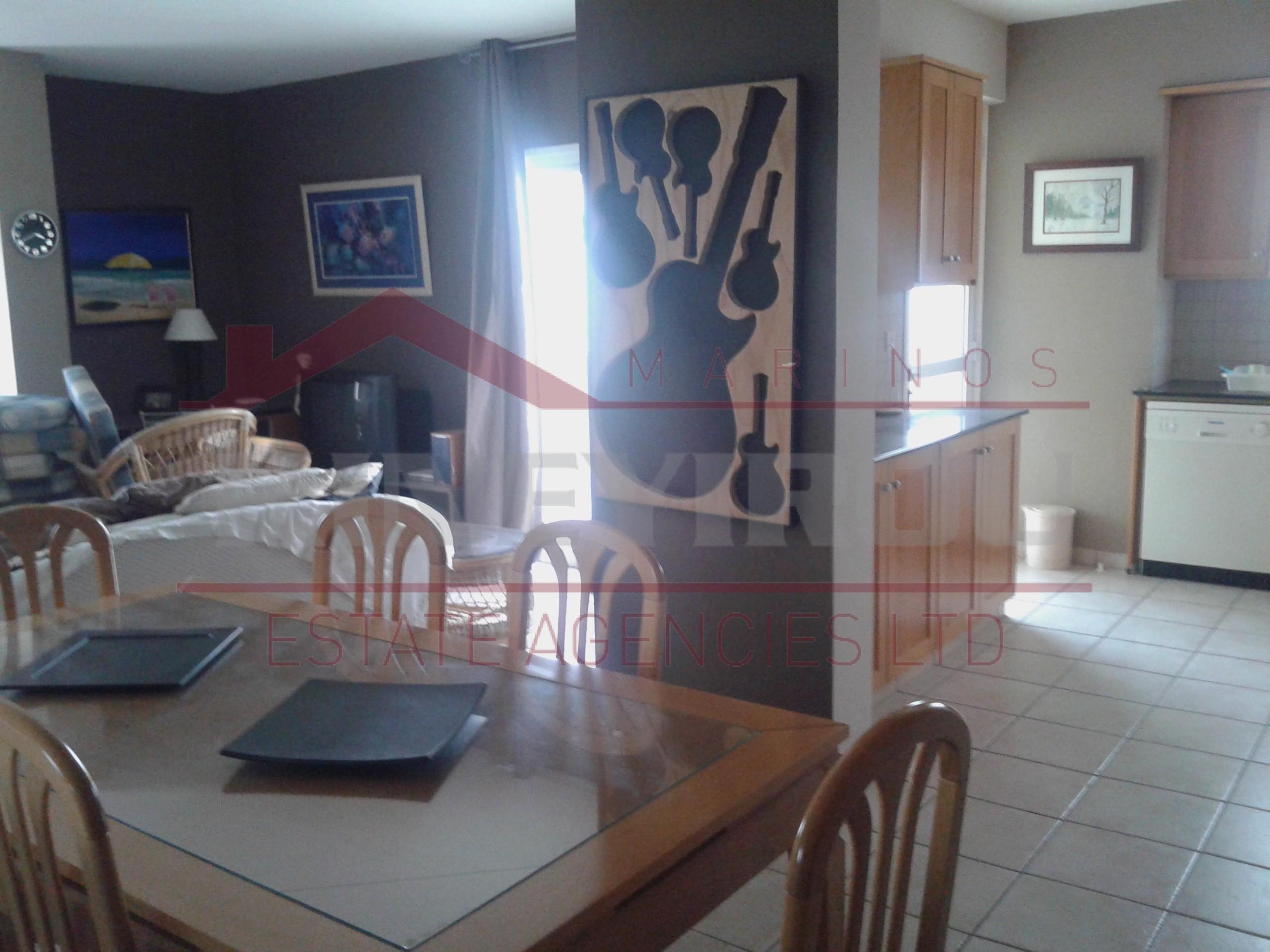property in Larnaca ,3 bedroom apartment in Makenzy