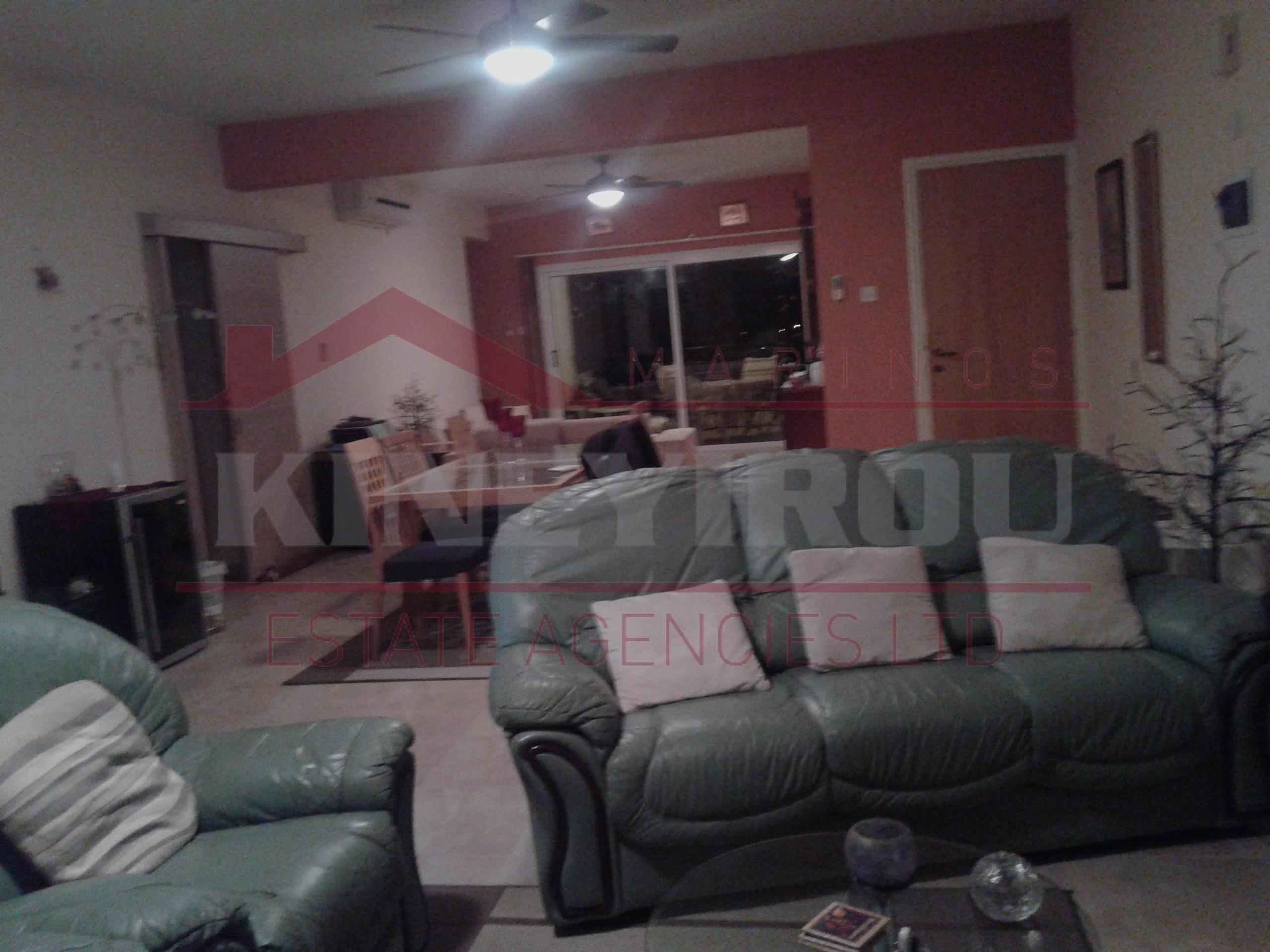 Three bedroom apartment in Oroklini, Larnaca