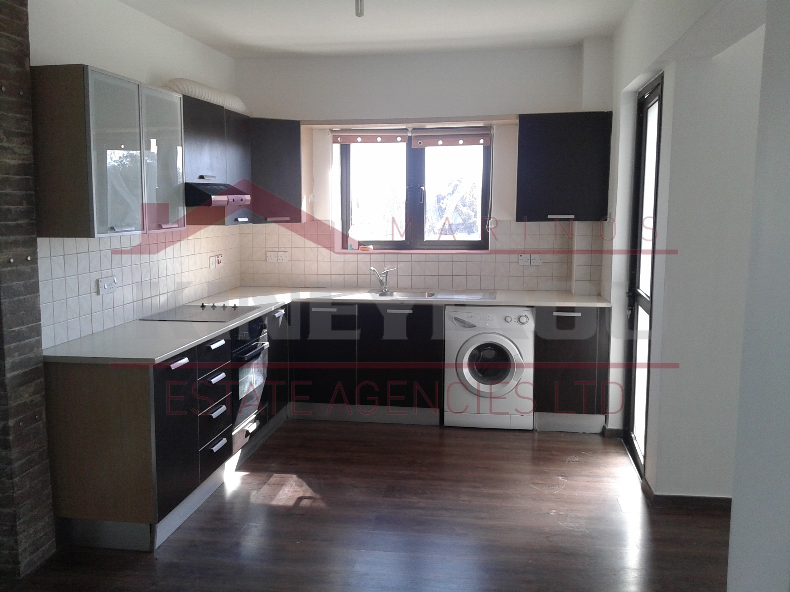 Spacious two bedroom apartment  in Larnaca, Cyprus