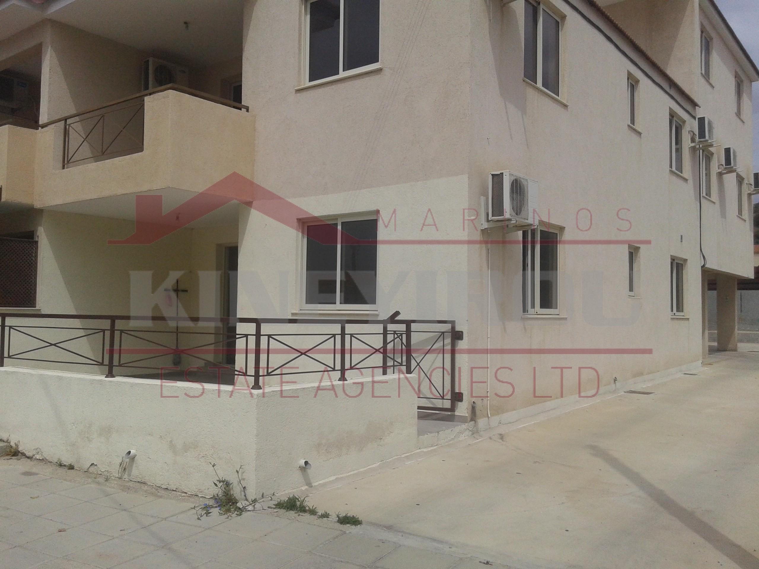 Two Bedroom Ground Floor Apartment  in Oroklini, Larnaca