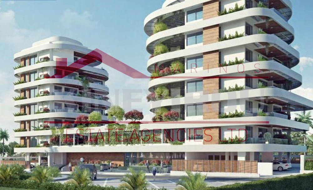 Beautiful penthouse  in Makenzy, Larnaca