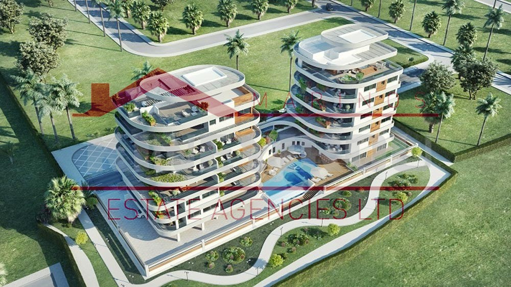 A magnificent property  in Makenzy , Larnaca