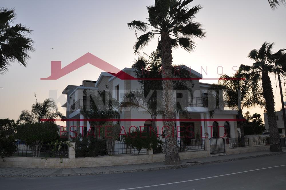 Luxury house  in Kamares, Larnaca