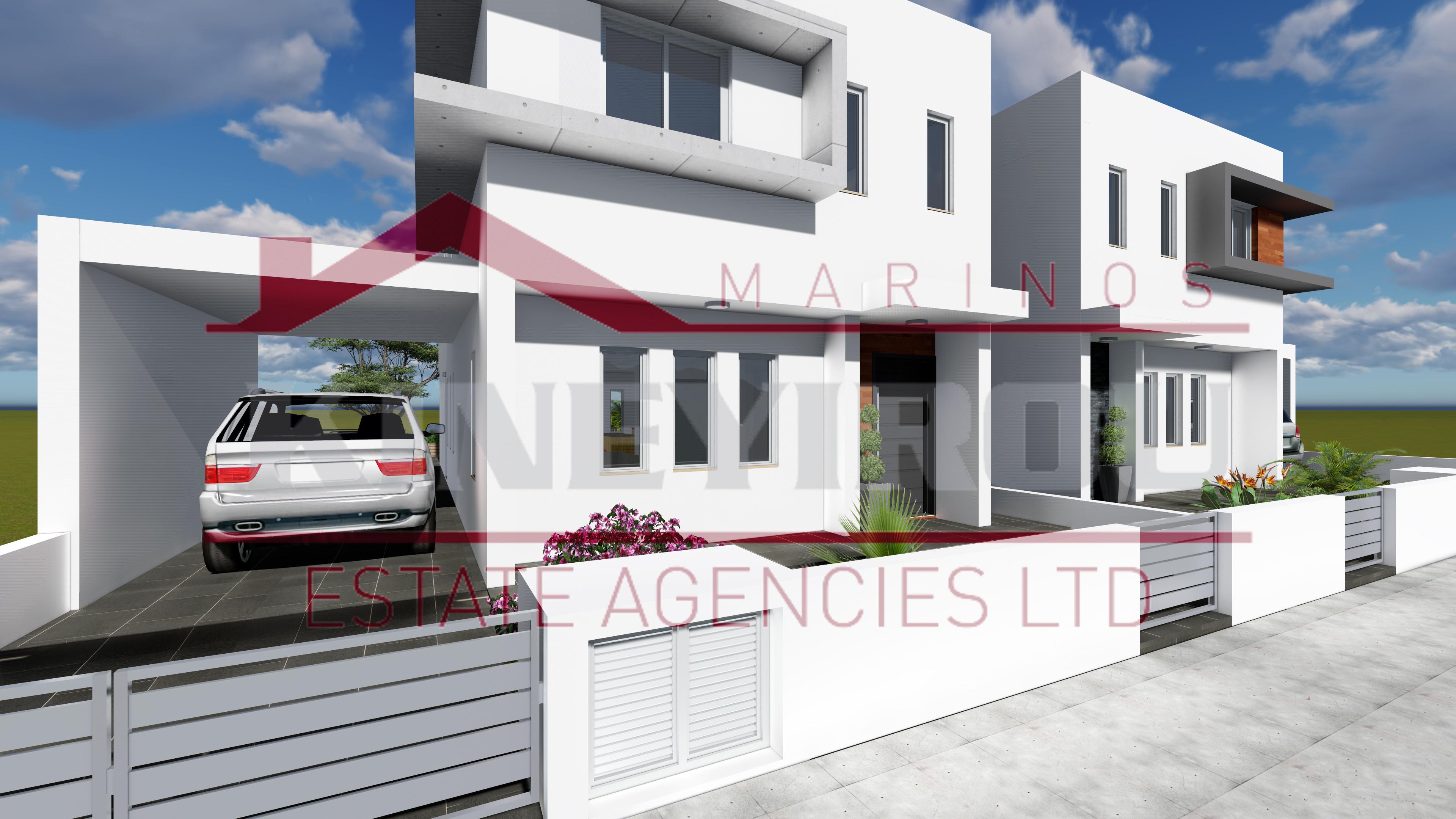 Wonderful house in Krasa, Larnaca