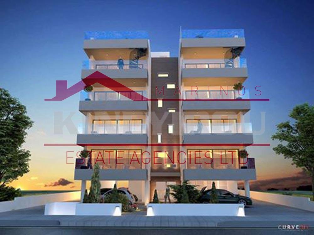 Two bedroom apartment  in Faneromeni , Larnaca