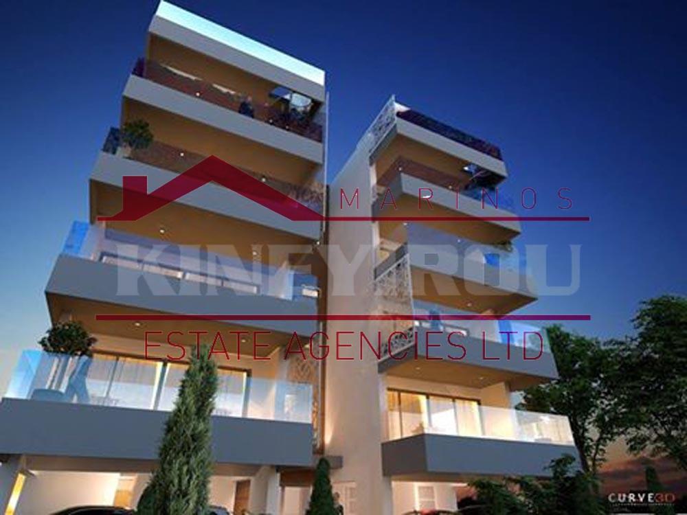 2 bedroom apartment  in Faneromeni, Larnaca