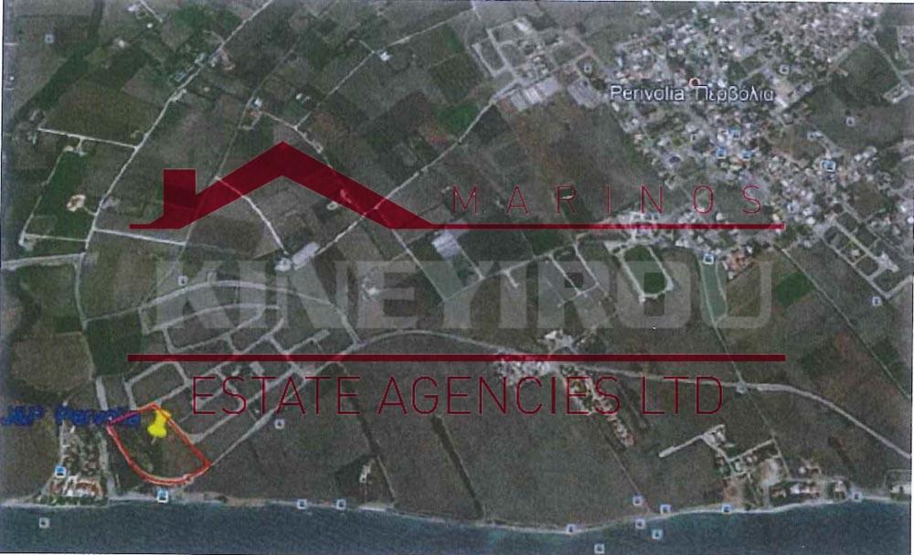 Investment plot  in Perivolia, Larnaca