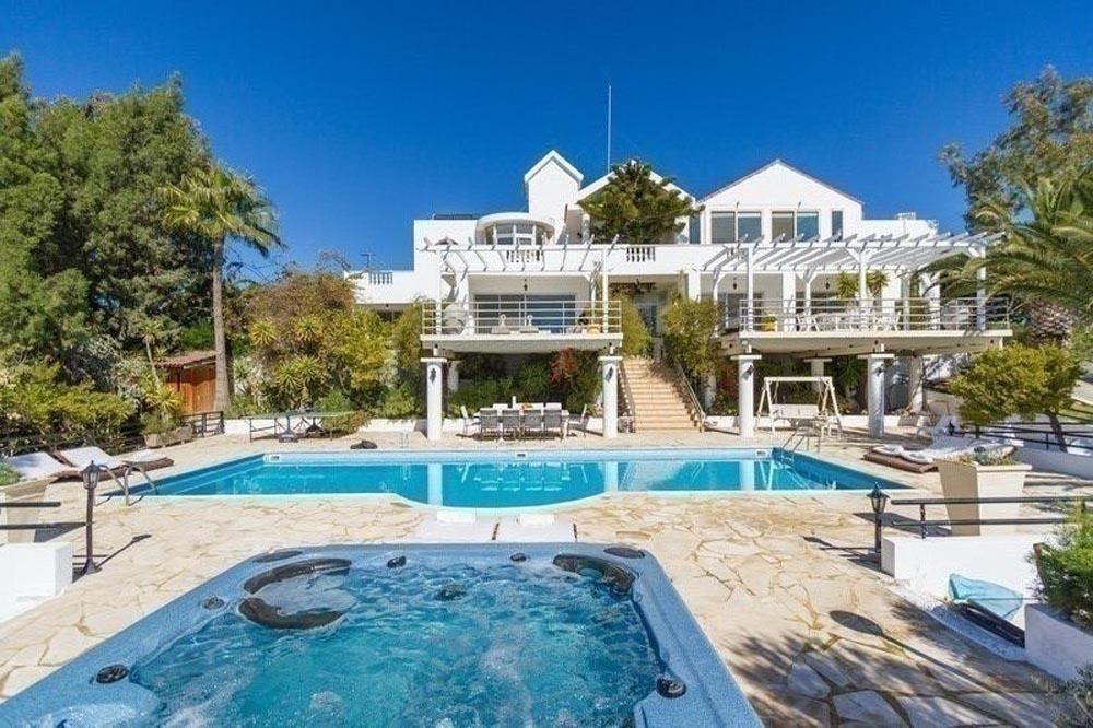 Limassol properties , villa in Agios Tychonas