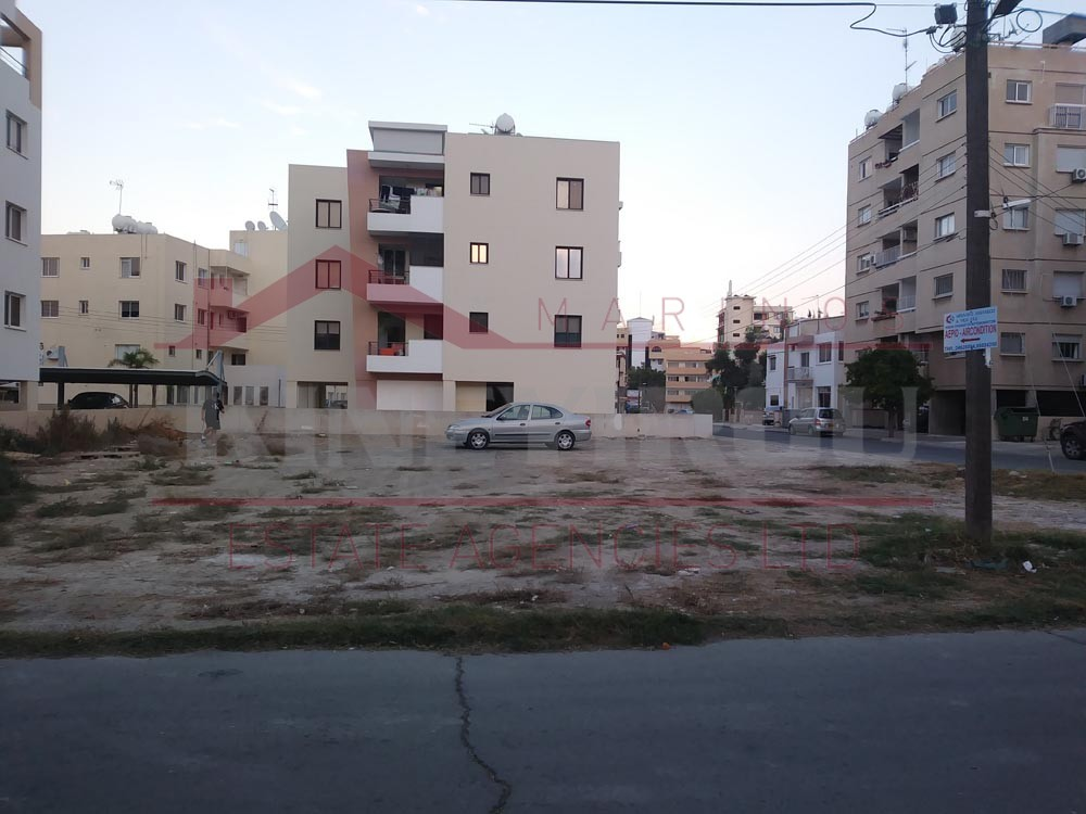 Investment plot in Prodromos, Larnaca
