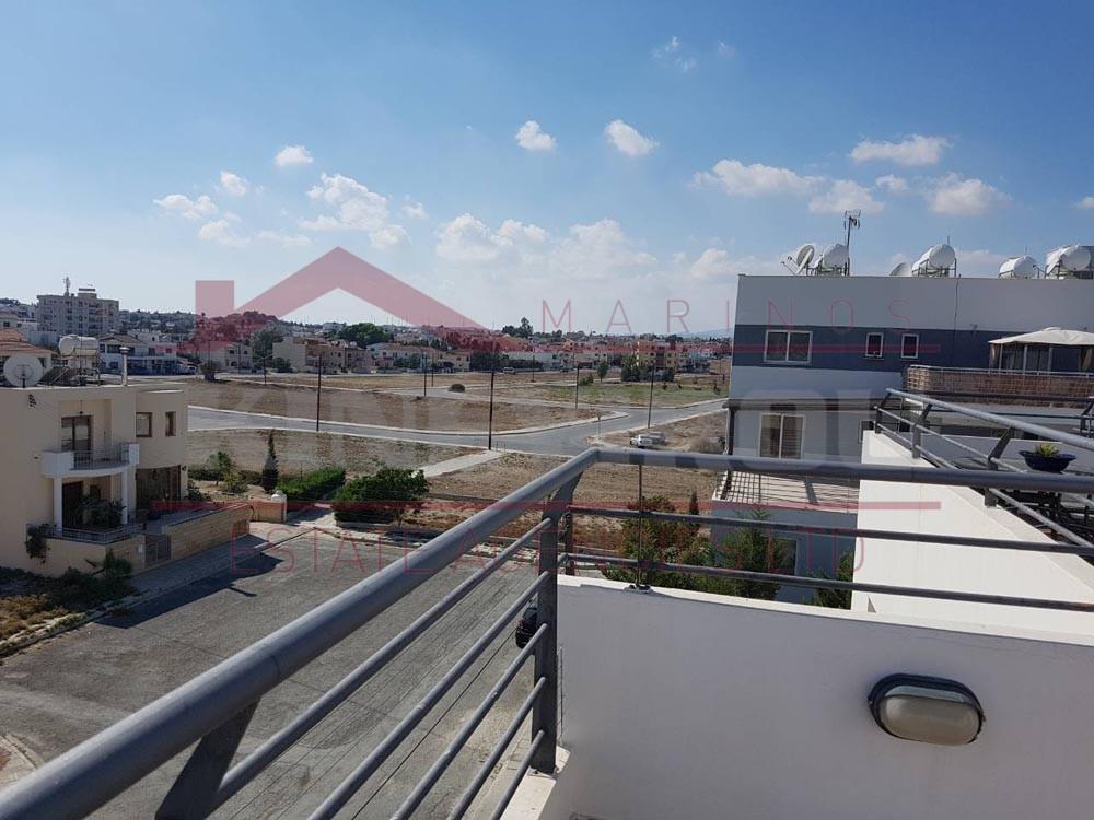 Luxury 3 bedroom penthouse in Vergina, Larnaca