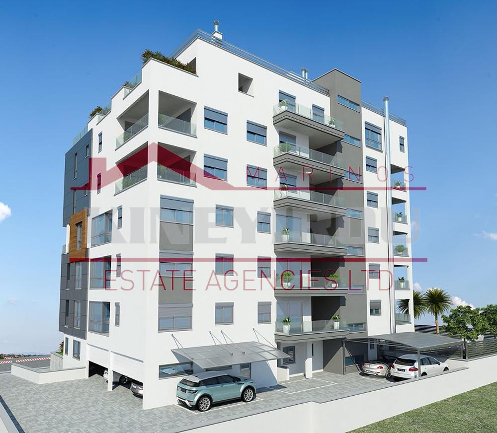 Amazing two bedroom apartment in Limassol