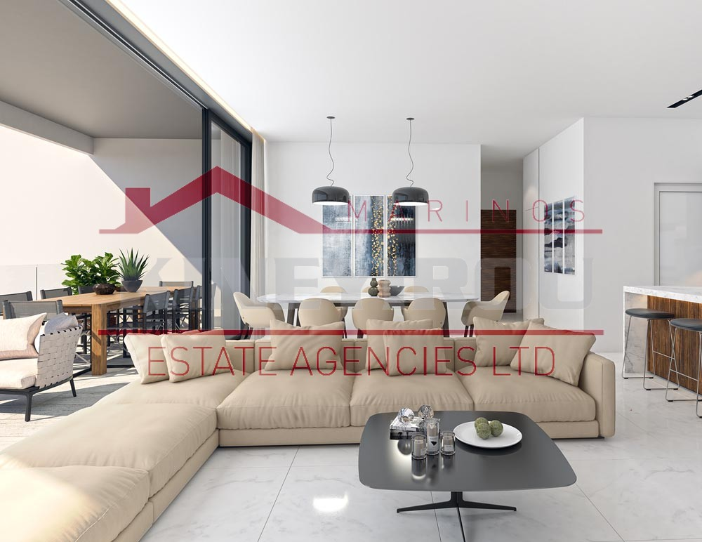 Wonderful 3 Bedrooms apartment in Limassol