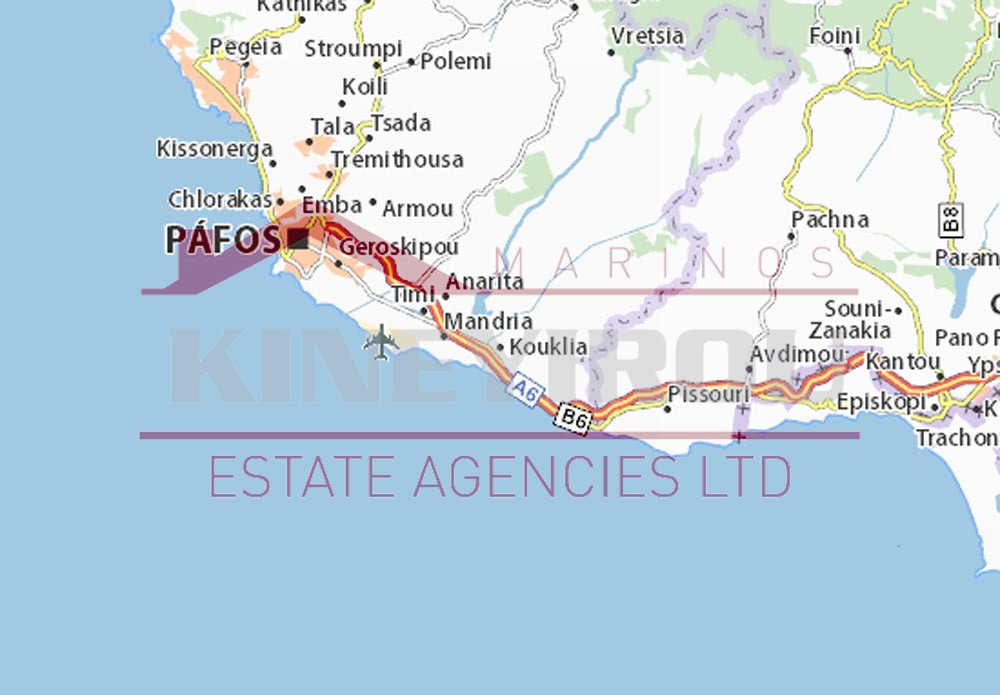 Investment property  in Kouklia, Paphos