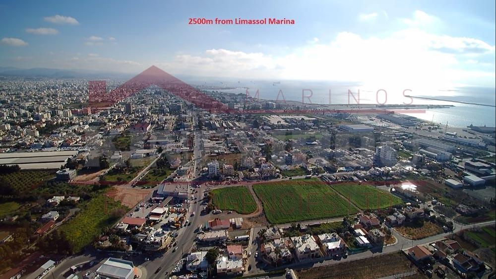 Land for sale in Zakaki – Limassol