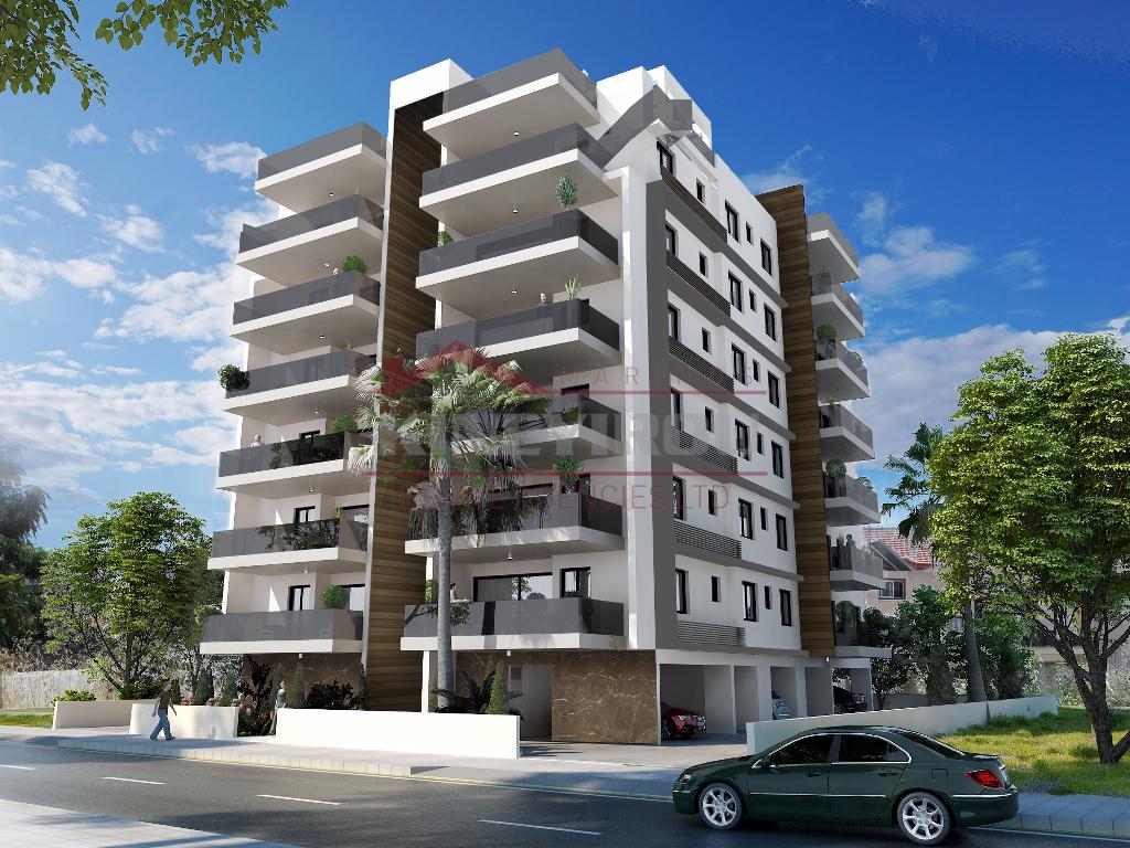 Luxury two bedroom apartment near American Academy, Larnaca