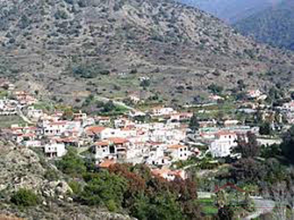 Land  in Arakapas,Limassol