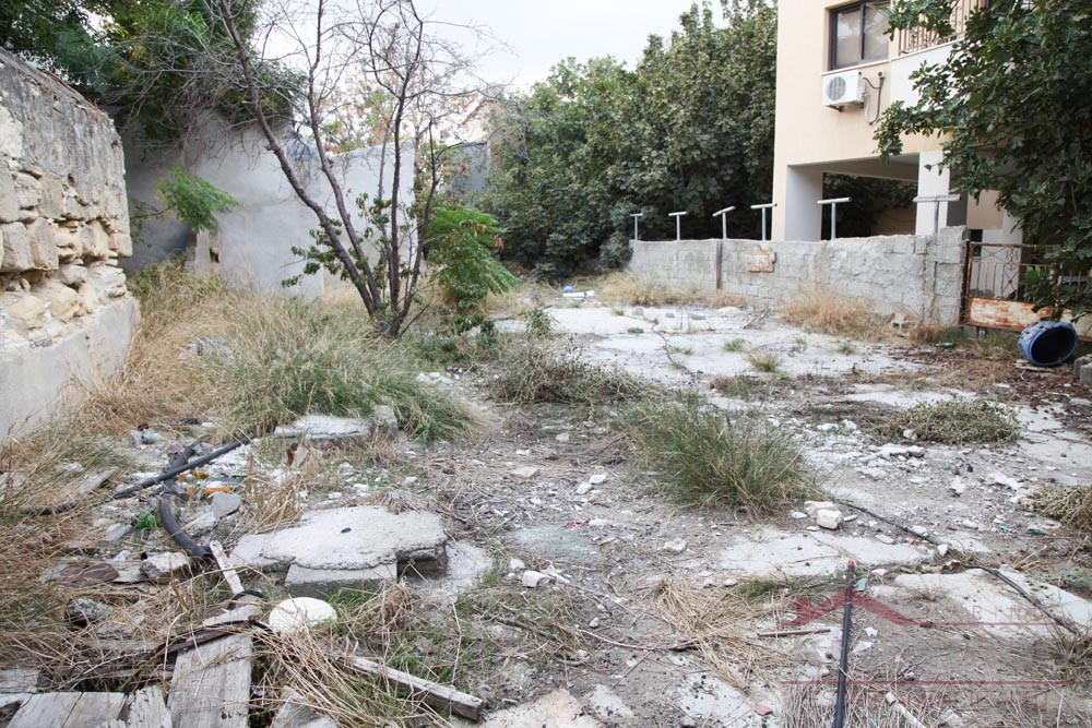 Plot in Larnaca, Town Centre