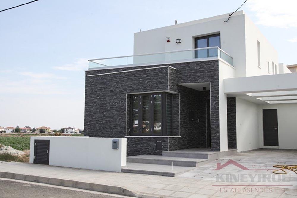 Luxury 4 bedroom house  in Larnaca, Kiti