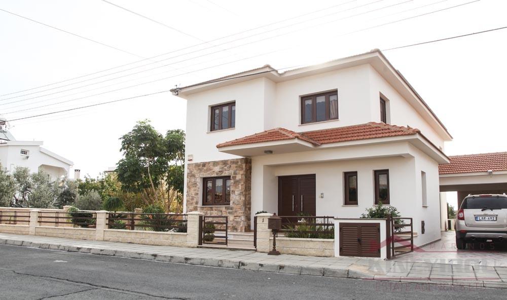 Lovely Three bedroom house  in Aradippou, Larnaca