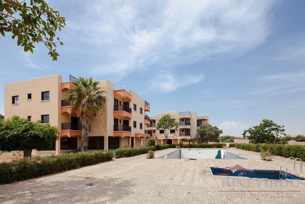 Investment Property  in Dekelia Road – Larnaca