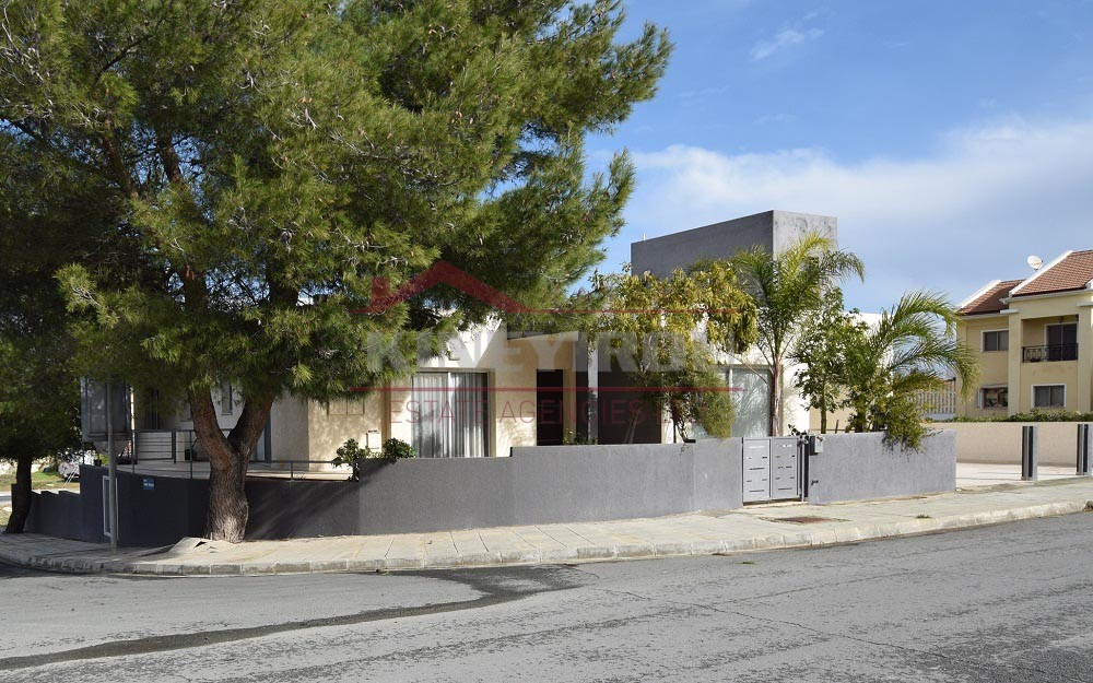 House in Trachoni- Limassol