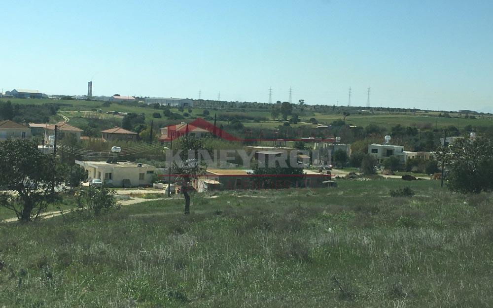 Plot in Ormideia- Larnaca