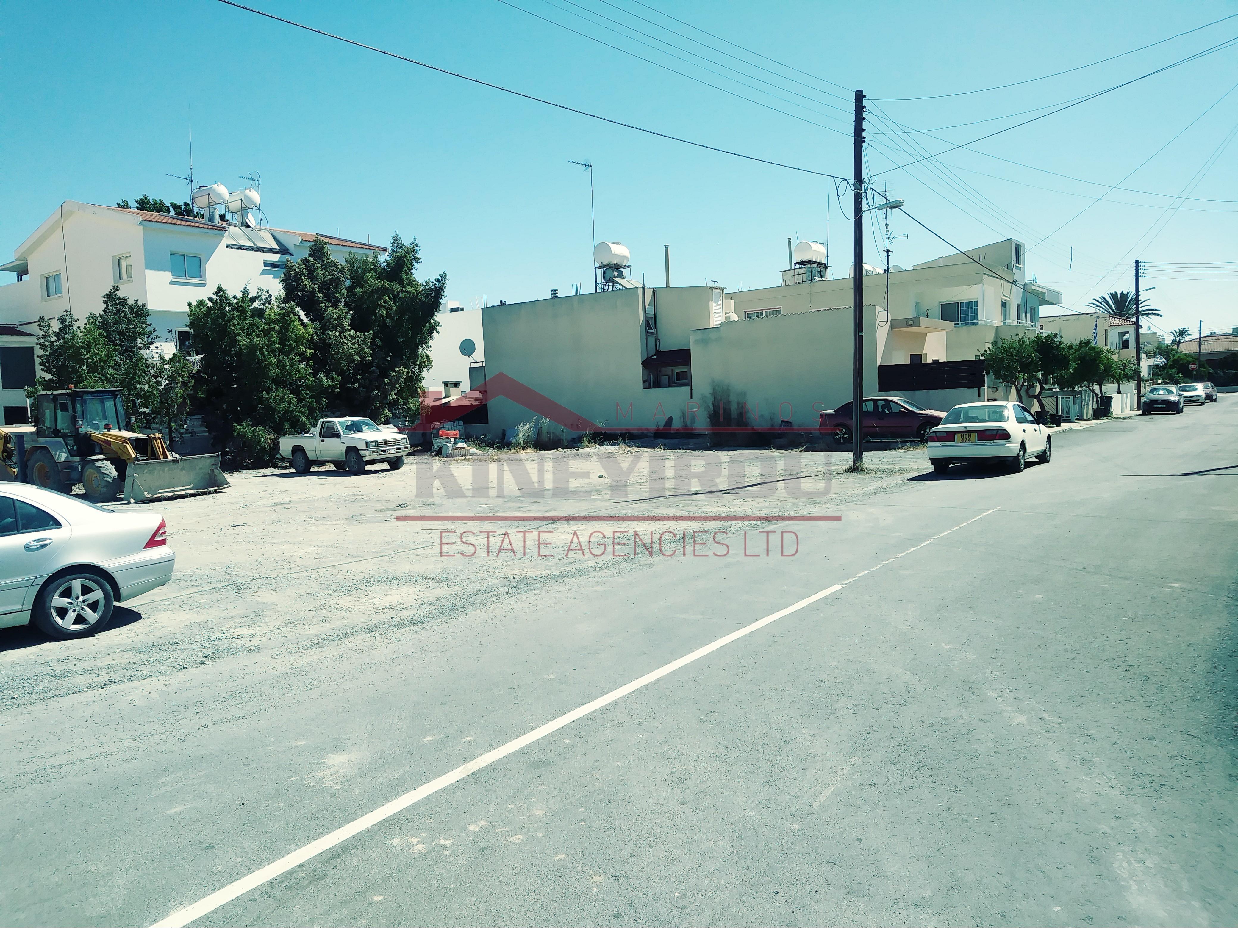 Plot For Sale in Faneromeni – Larnaca
