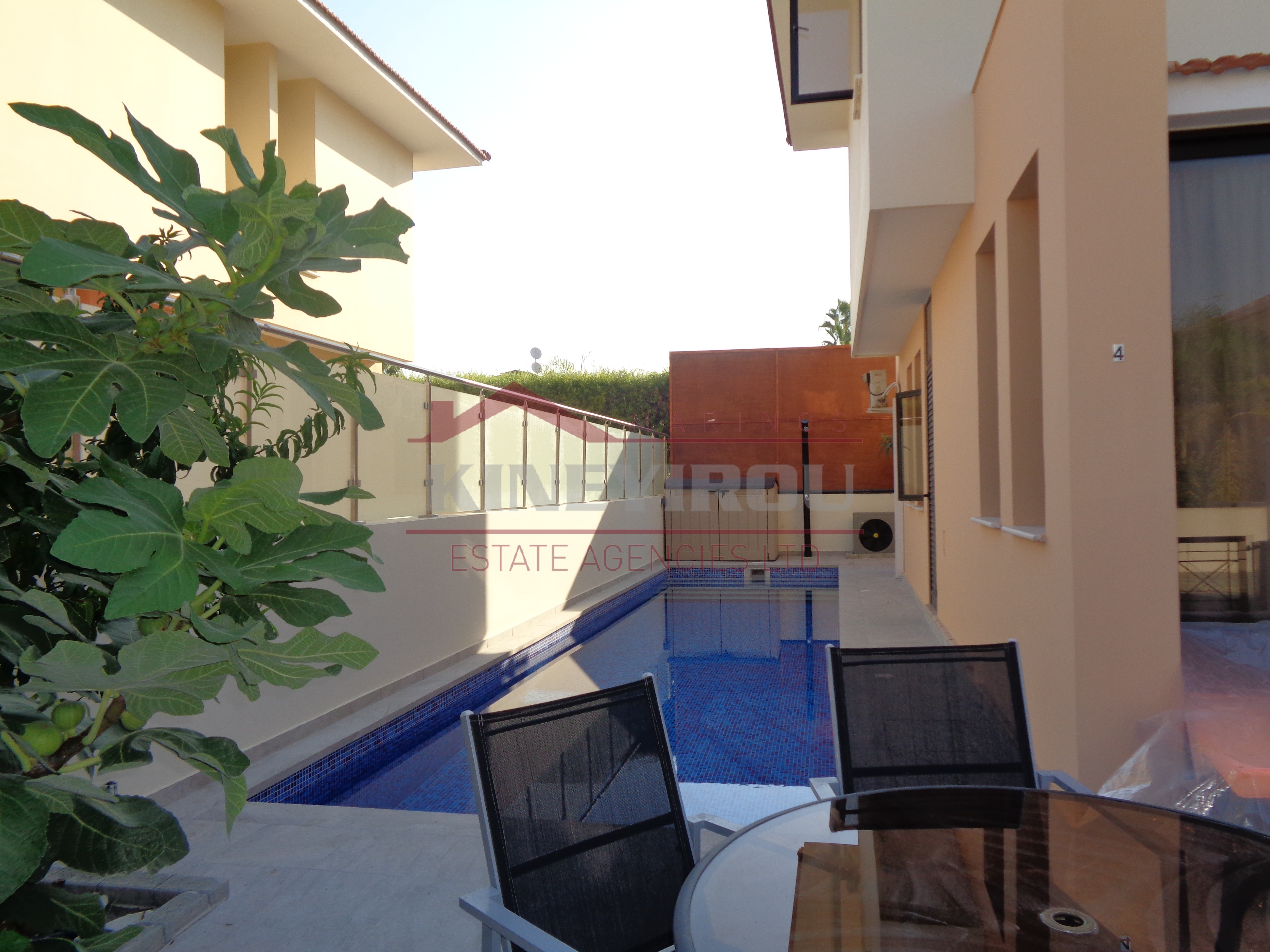 Luxury four bedroom house in Dhekelia road , Larnaca