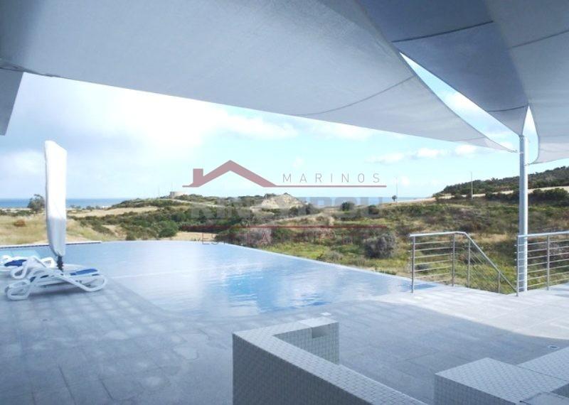 Larnaca Property, Ultra Modern 5-Bedroom House