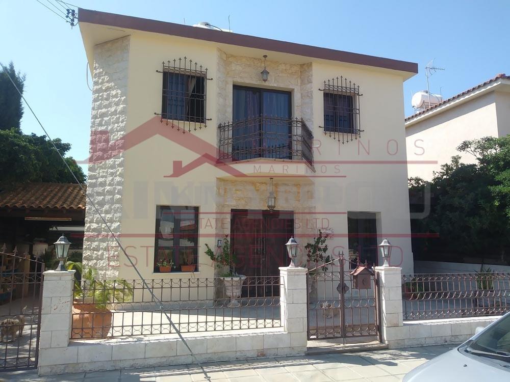 Beautiful 3 bedroom House in Vergina, Larnaca