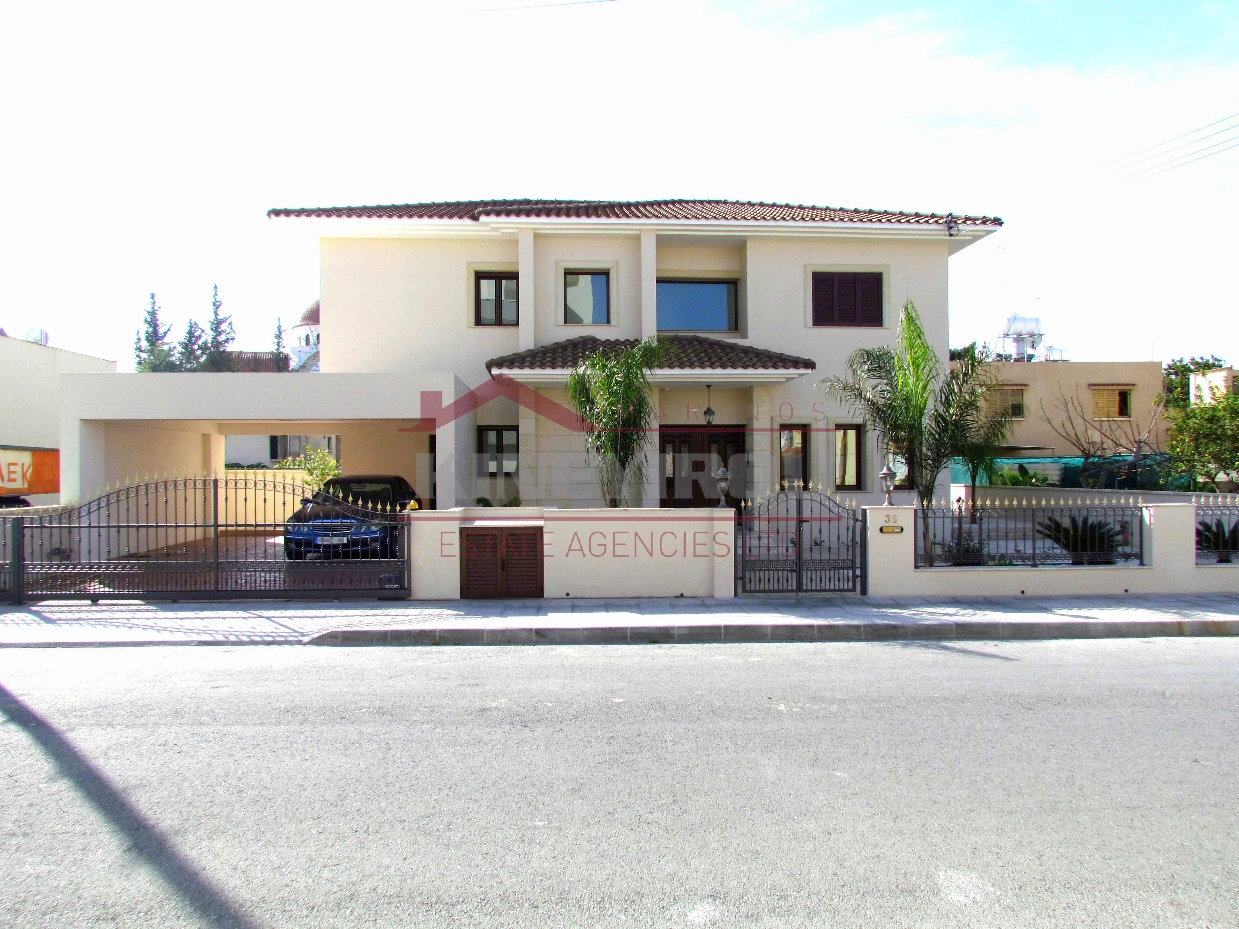 Luxury 4 bedroom house  in Prodromos ,Larnaca