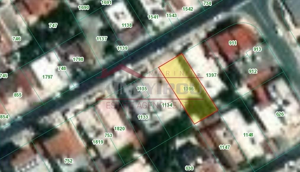 Plot near Salamina's Stadium, Larnaca
