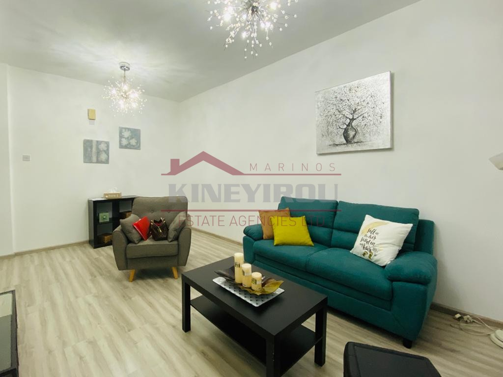 2 Bedroom Apartment Full Renovated in Chrysopolitissa Area