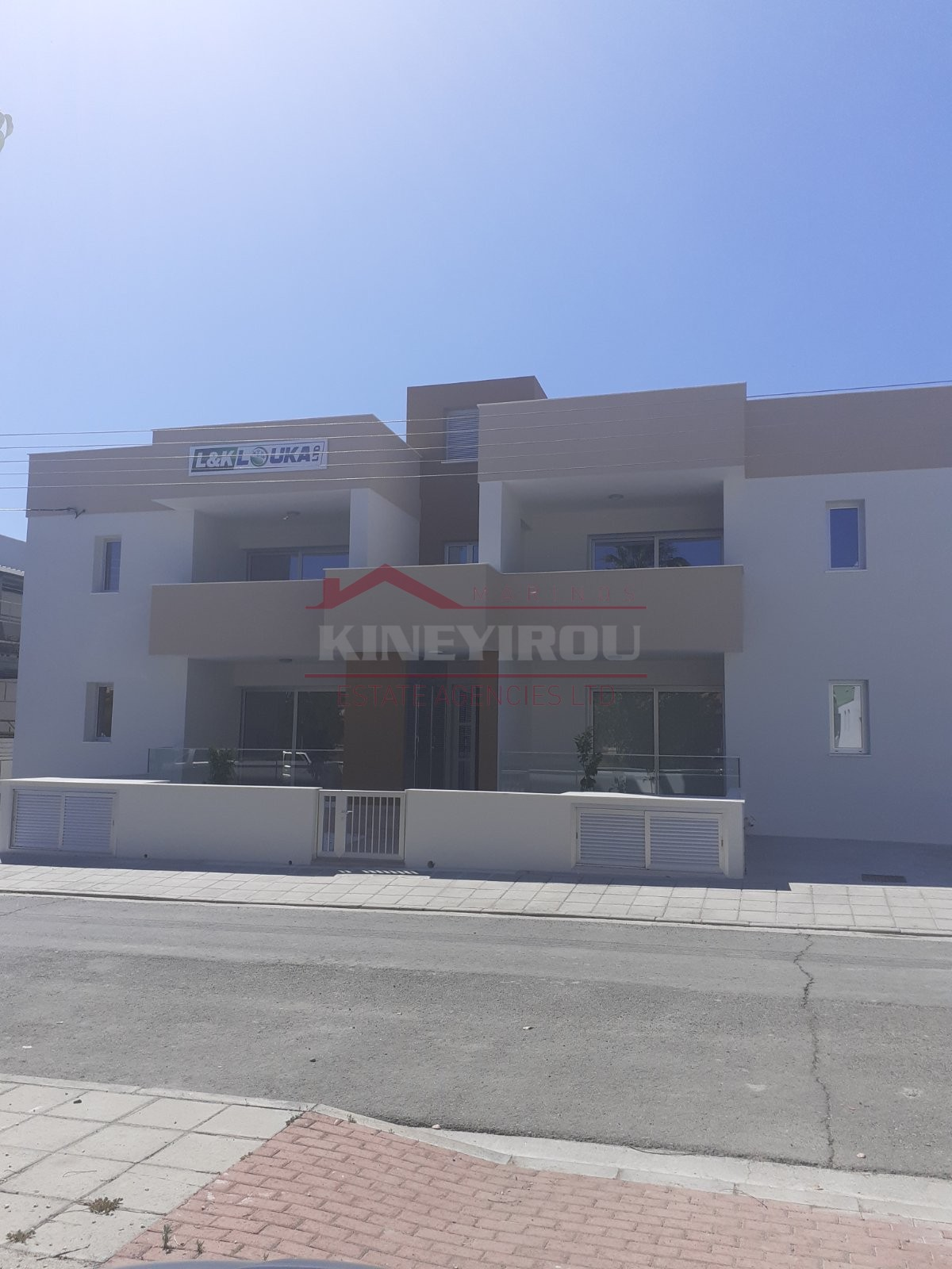 NEW 3 Bedroom Apartment in Mosfiloti