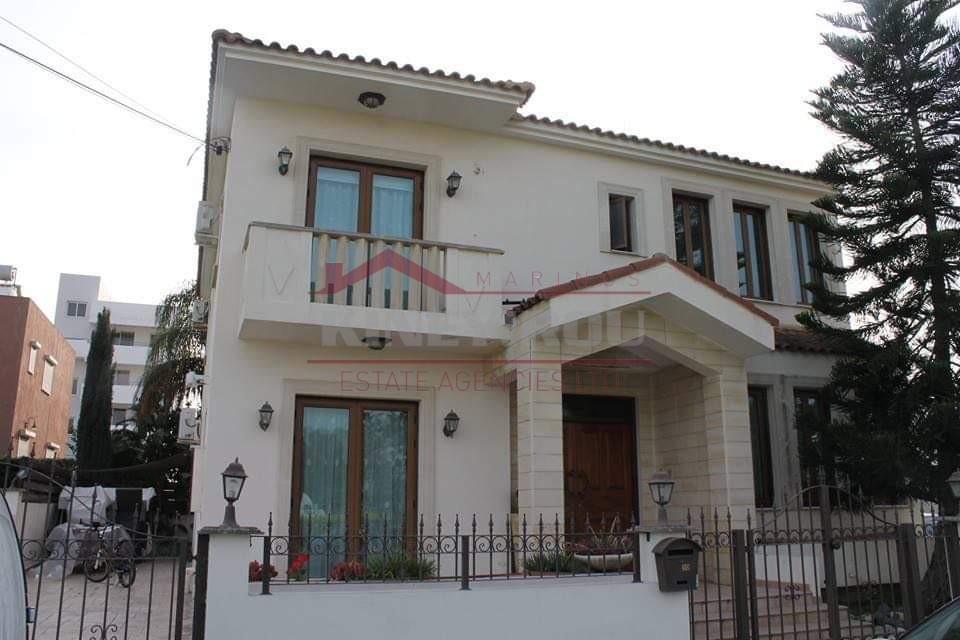 Luxury 4 Bedroom House in Larnaca