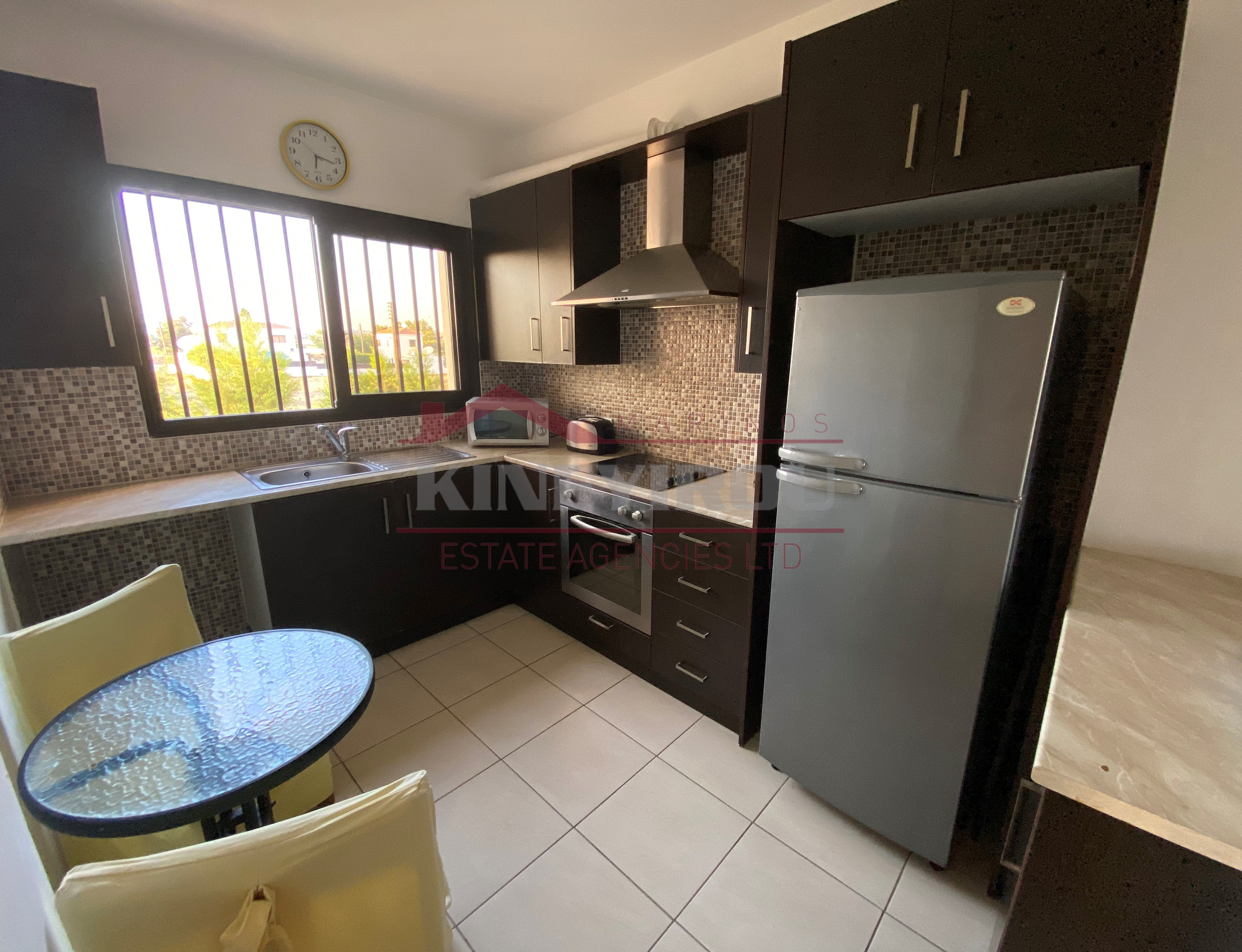Spacious 2 Bedroom Apartment in Dekelia area, Larnaca