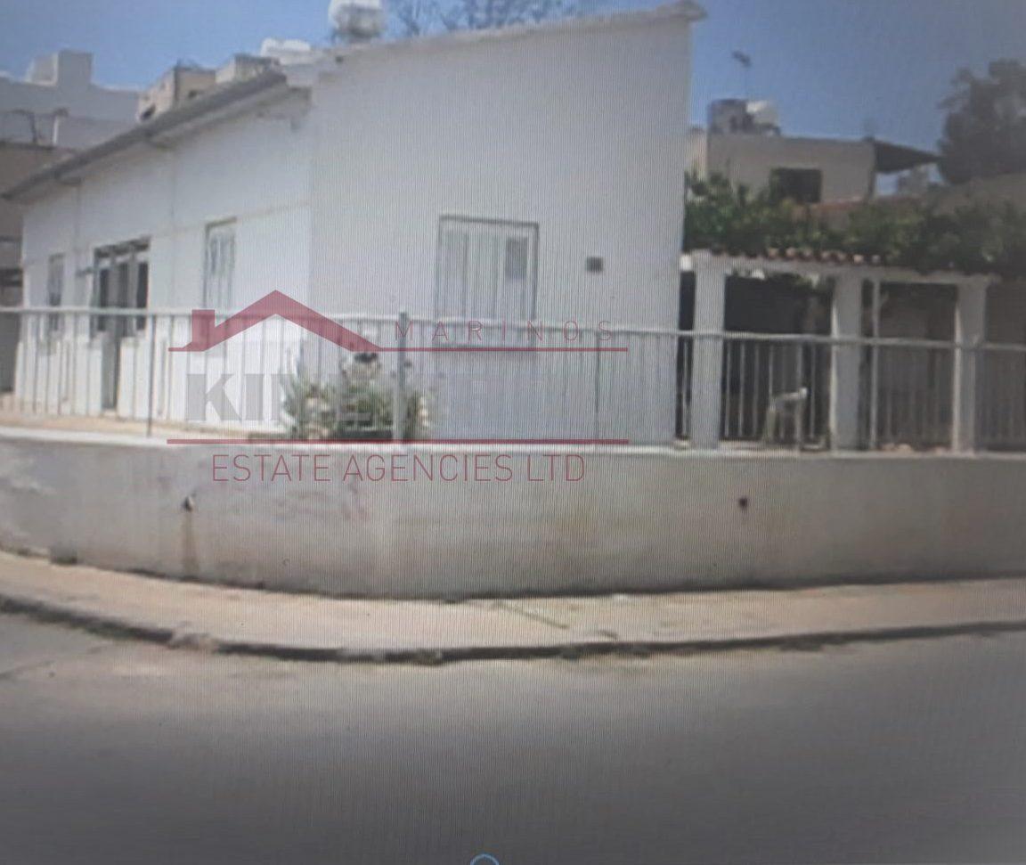Ground floor house in Chrysopolitisa area, Larnaca