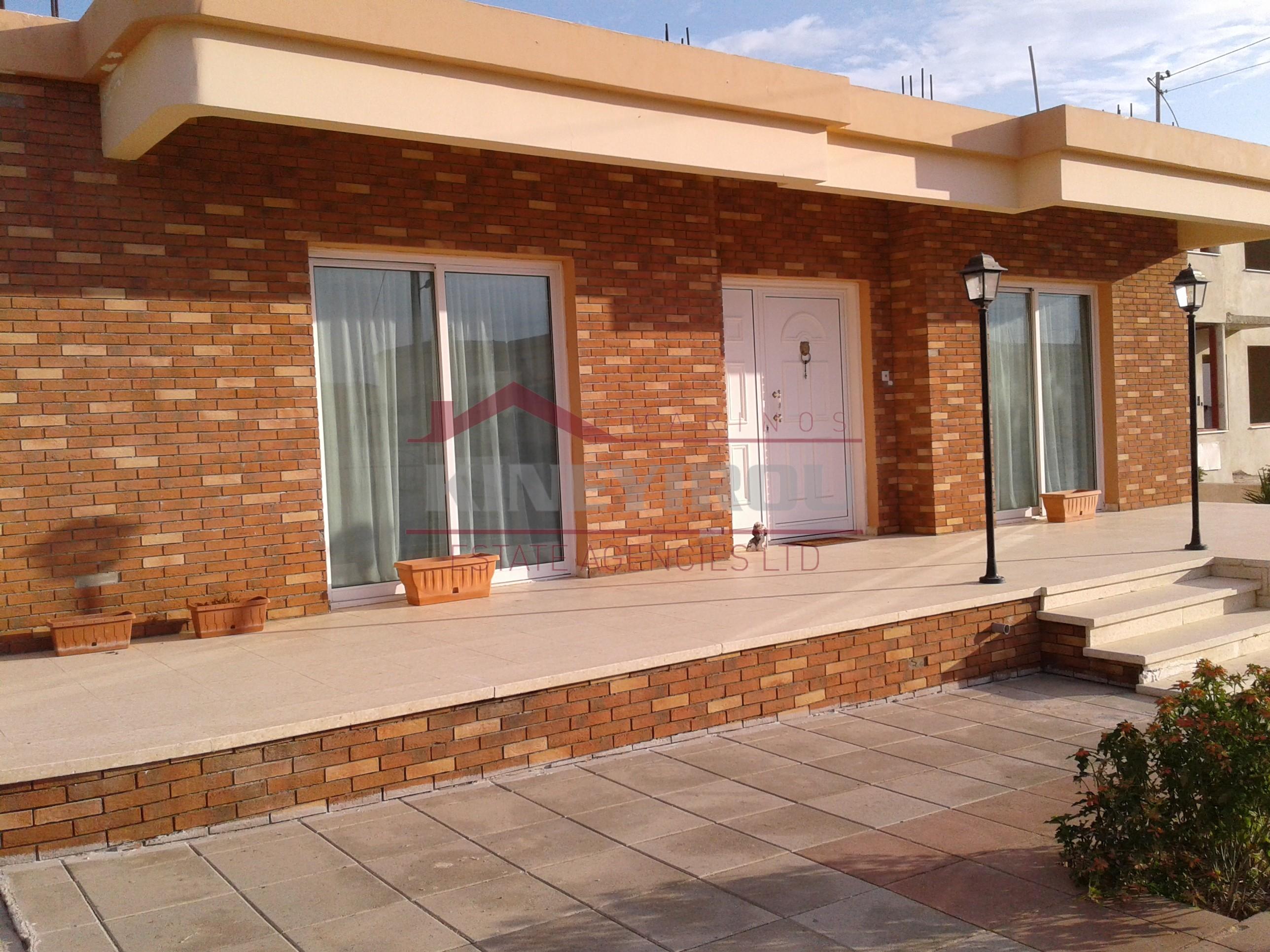 Nice 3 Bedroom House in Tersefanou village, Larnaca