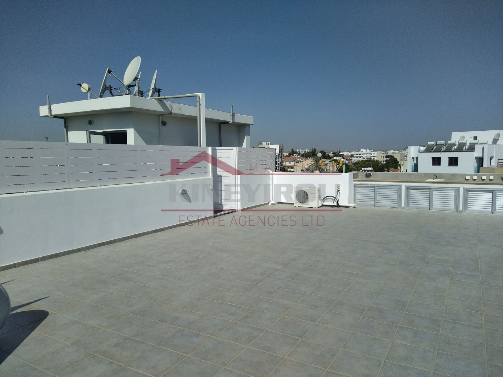 Luxury 3 Bedrooms apartment in the Center of Larnaca