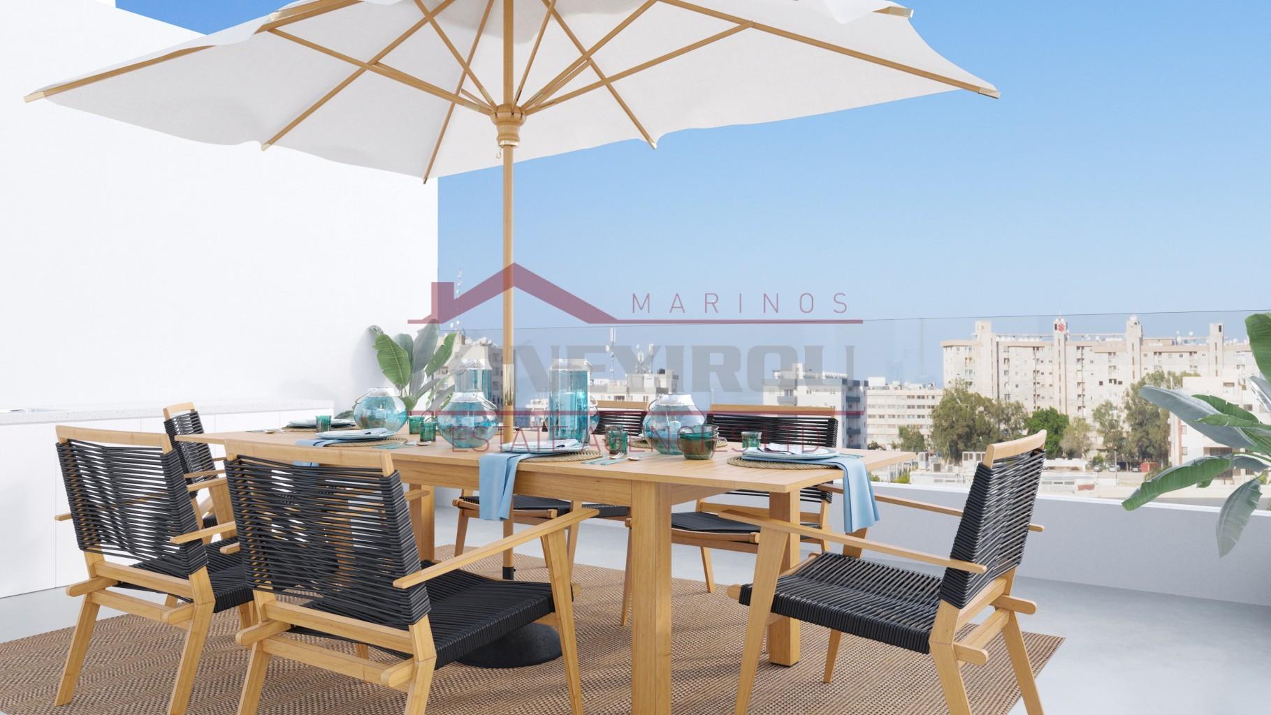 Luxury 2 Bedrooms Apartments in Prodromos area, Larnaca