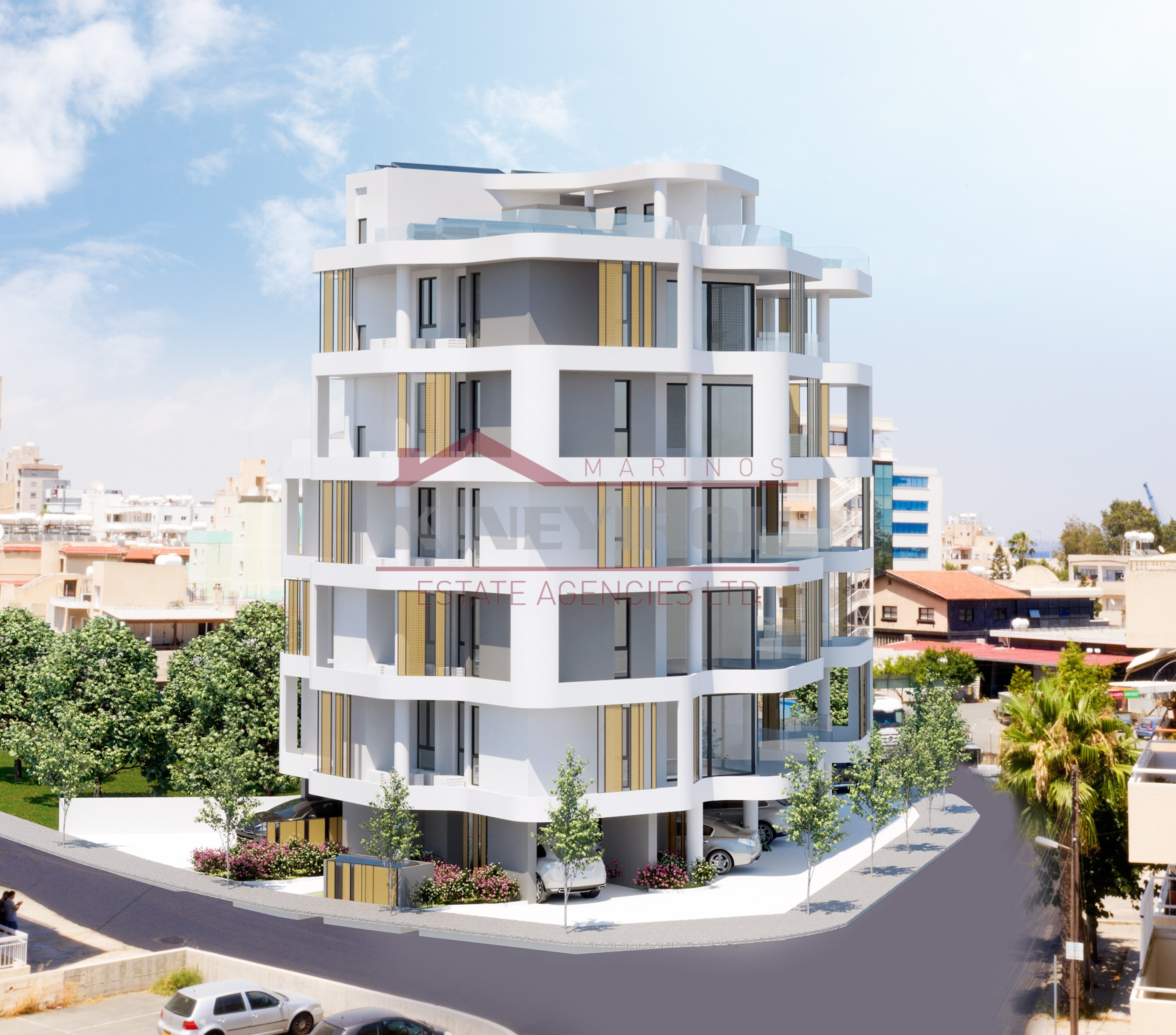 Luxury 2 Bedroom Apartment in Prodromos area, Larnaca