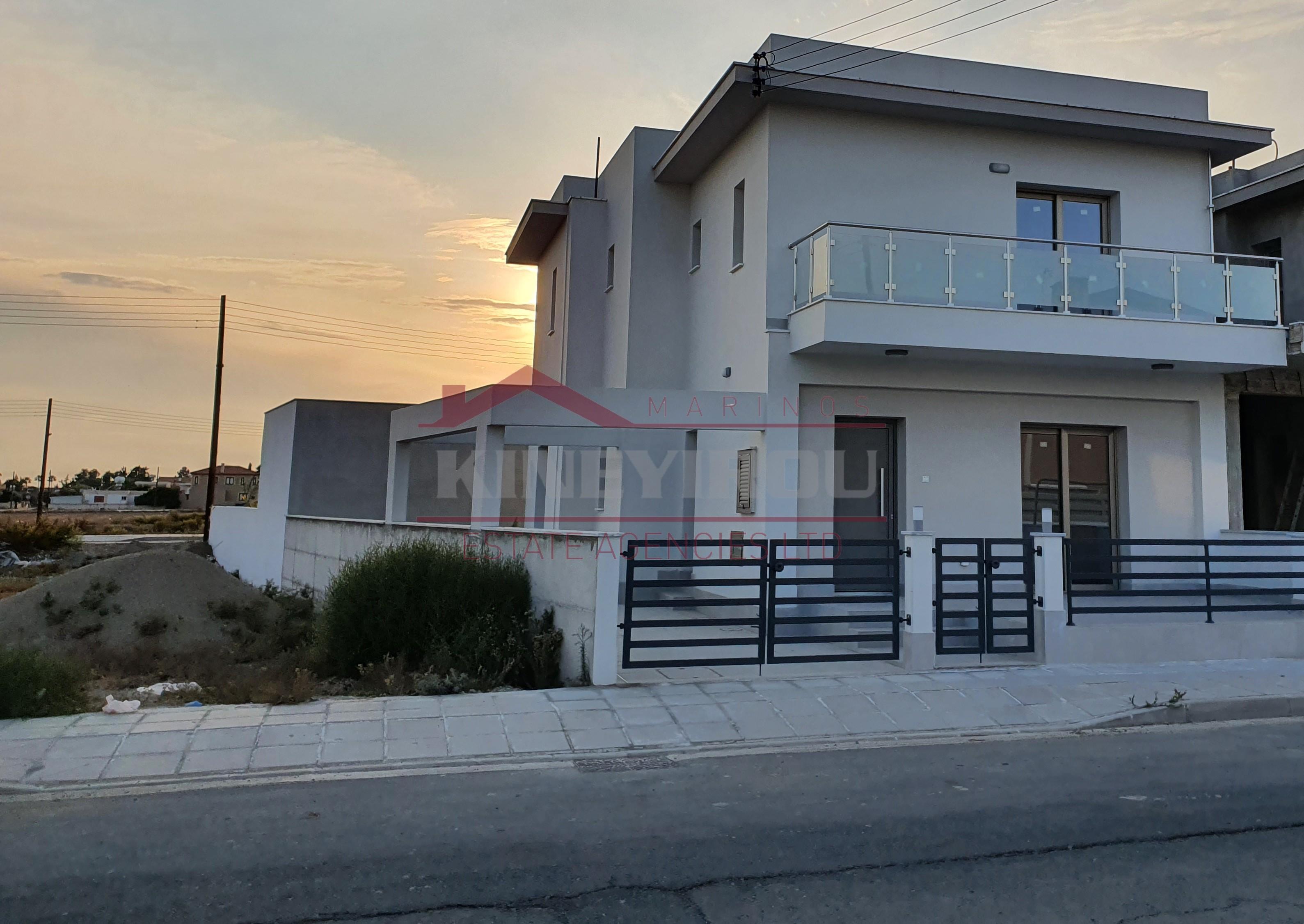 New 3 Bedroom Villa in Kiti Village,Larnaca